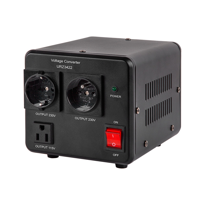 CONVERTOR TENSIUNE - 115-230/230-115 / 800W / 1000VA
