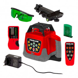 nivela laser autonivelanta rotativa cu accesorii / 500m