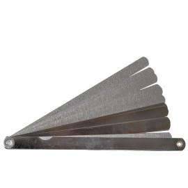 lera inoxidabila 200mm / 0.02-1.00mm