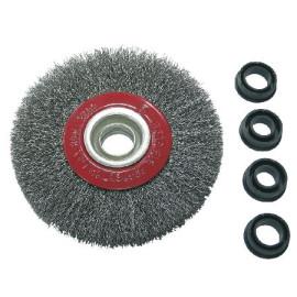 perie sarma tip circular cu orificiu 125mm