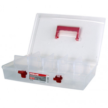Organizator cu maner 85x195x295mm / 5 casete