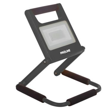 Lampa led portabila cu acumulator 10w / 2600mah