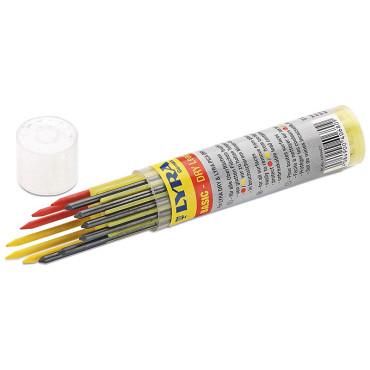 Rezerve creion reincarcabil (grafit-12)