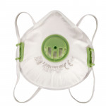 masca praf ergonomica cu supapa (ffp3)