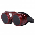 ochelari sudura cu lentile rabatabile (f)