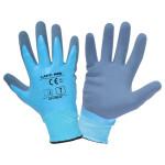 manusa latex / albastru
