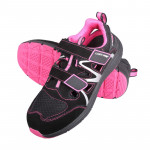 sandale piele-intoarsa-tesut cu cauciuc (s1sra)
