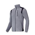 jacheta polar cu intaritura / gri