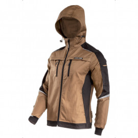 jacheta lucru slim-fit elastica - s/h-164