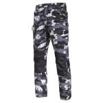 pantalon interventie intarit / camuflaj