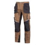 pantalon lucru slim-fit elastic