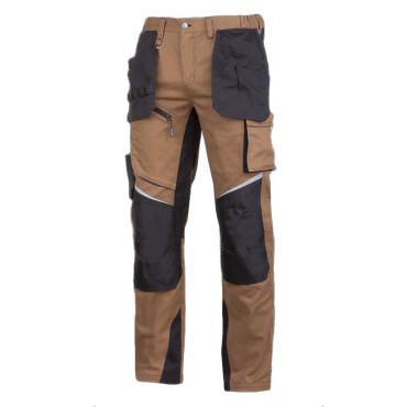 Pantalon lucru slim-fit elastic - s/h-164