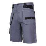 pantalon lucru bumbac scurt / gri