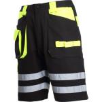 pantalon scurt cu reflectorizant