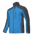 jacheta elastica/albastru