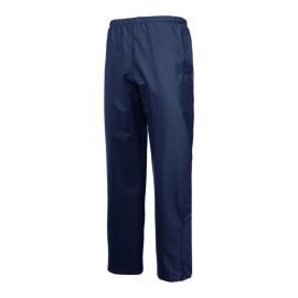 pantalon ploaie / albastru - s