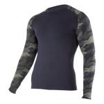 bluza de corp termoactiva / camuflaj - 2/3xl