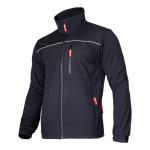 jacheta elastica/negru