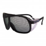 ochelari protectie cu brate si vizor sita metalica (f)
