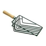 lopatica metalica tip grilaj pentru legume