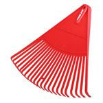 grebla cuplabila plastic triunghiulara 490mm / 22 dinti
