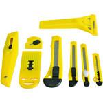 set cuttere plastic diverse - 8 p.