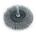 perie sarma otel tip circular cu tija