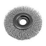 perie sarma otel tip circular cu orificiu