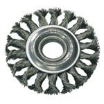 perie sarma impletita tip circular cu orificiu 175mm