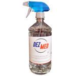 lichid igienizant de maini cu pulverizator - 1l
