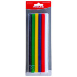 baghete silicon color in blister, 12/set