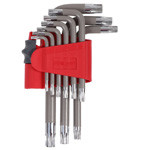 set chei negative cr-va s2 torx t10-t50 - 9 p.