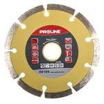 disc diamantat segmentat extra dur 115mm