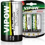 baterie alcalina 1.5v d-lr20 / blister, 2/set
