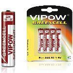 baterie super-heavy-duty 1.5v aaa-r03 / blister, 4/set