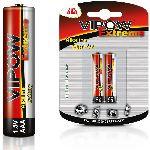 baterie super-alcalina 1.5v aaa-lr03 / blister, 2/set