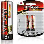 baterie super-alcalina 1.5v aa-lr6 / blister, 2/set