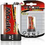 baterie super-alcalina 9v 6lf22 / blister