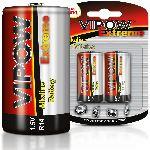 baterie super-alcalina 1.5v c-lr14 / blister, 2/set