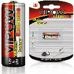 baterie super-alcalina 1.5v n-lr1 / blister