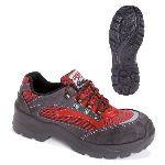 pantof piele intoarsa-tesut (s1)