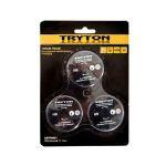 accesoriu tpw500k - disc metal 54 mm, 3 p.