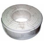 cablu coaxial rg6 - ccs-1.00mm / al-48x0.12mm / 100m