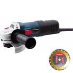 polizor unghiular - 125mm (86102 inclus)