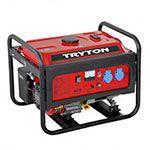 generator electric pe benzina - 2x230v/1x12v / 2000w