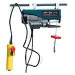palan electric - 100 kg/1x12 m/200 kg/2x6 m/450 w