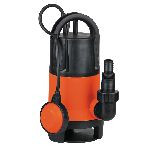 pompa submersibila cu flotor - 5/5m / 7500l/h / 400w